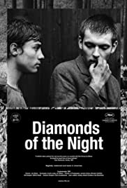 Diamonds of the Night Poster