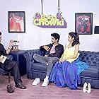 Ishaan Khattar, Sanket Bhosale, and Janhvi Kapoor in Baba Ki Chowki (2016)