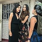 Chelsea Rendon, Mishel Prada, and Melissa Barrera in Vida (2018)