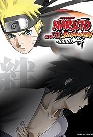 Naruto Shippuden the Movie Bonds (2008) 1080p