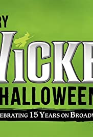 A Very Wicked Halloween: Celebrating 15 Years on Broadway Poster