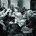 Maureen O'Sullivan, Greer Garson, Mary Boland, and Edmund Gwenn in Pride and Prejudice (1940)
