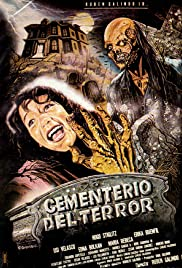 Cemetery of Terror (1985) Poster - Movie Forum, Cast, Reviews