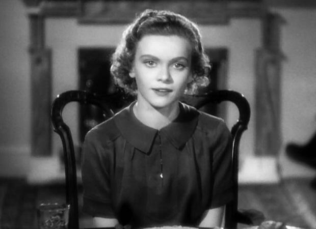 Nova Pilbeam in Young and Innocent (1937)