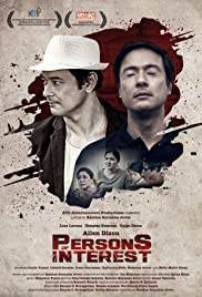 Persons of Interest Poster