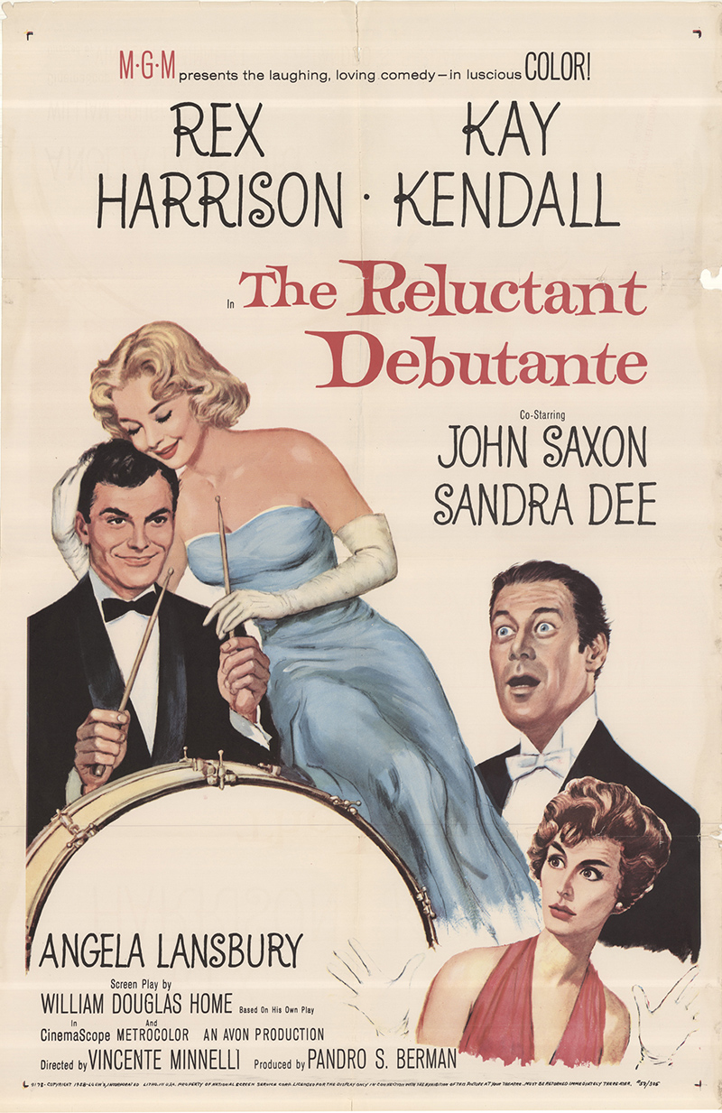 🎬 [Vintage] Movie Review: The Reluctant Debutante