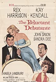 The Reluctant Debutante Poster