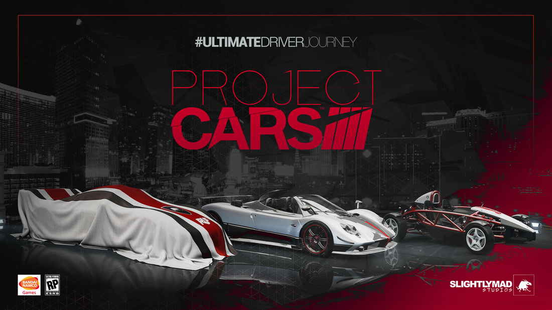 Project Cars Video Game 2015
