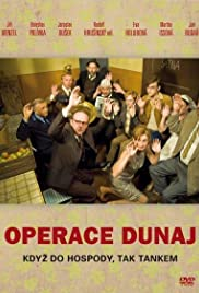 Operation Dunaj Poster