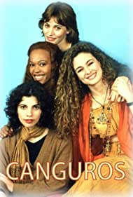 Lia Chapman, Silvia Marsó, Ana Risueño, and Maribel Verdú in Canguros (1994)