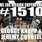 Joe Rogan, George Knapp, and Jeremy Kenyon Lockyer Corbell in George Knapp & Jeremy Corbell (2020)