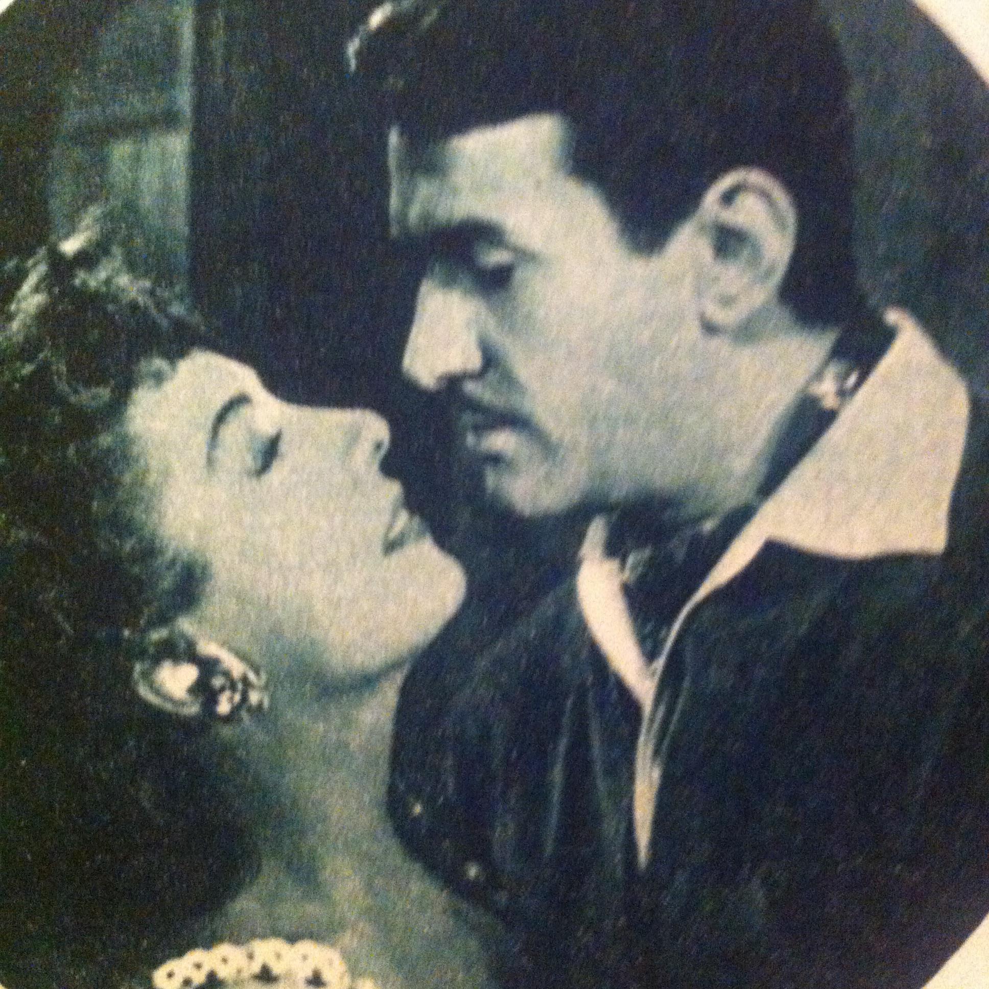Viviane Romance and Frank Villard in Les sept péchés capitaux (1952)