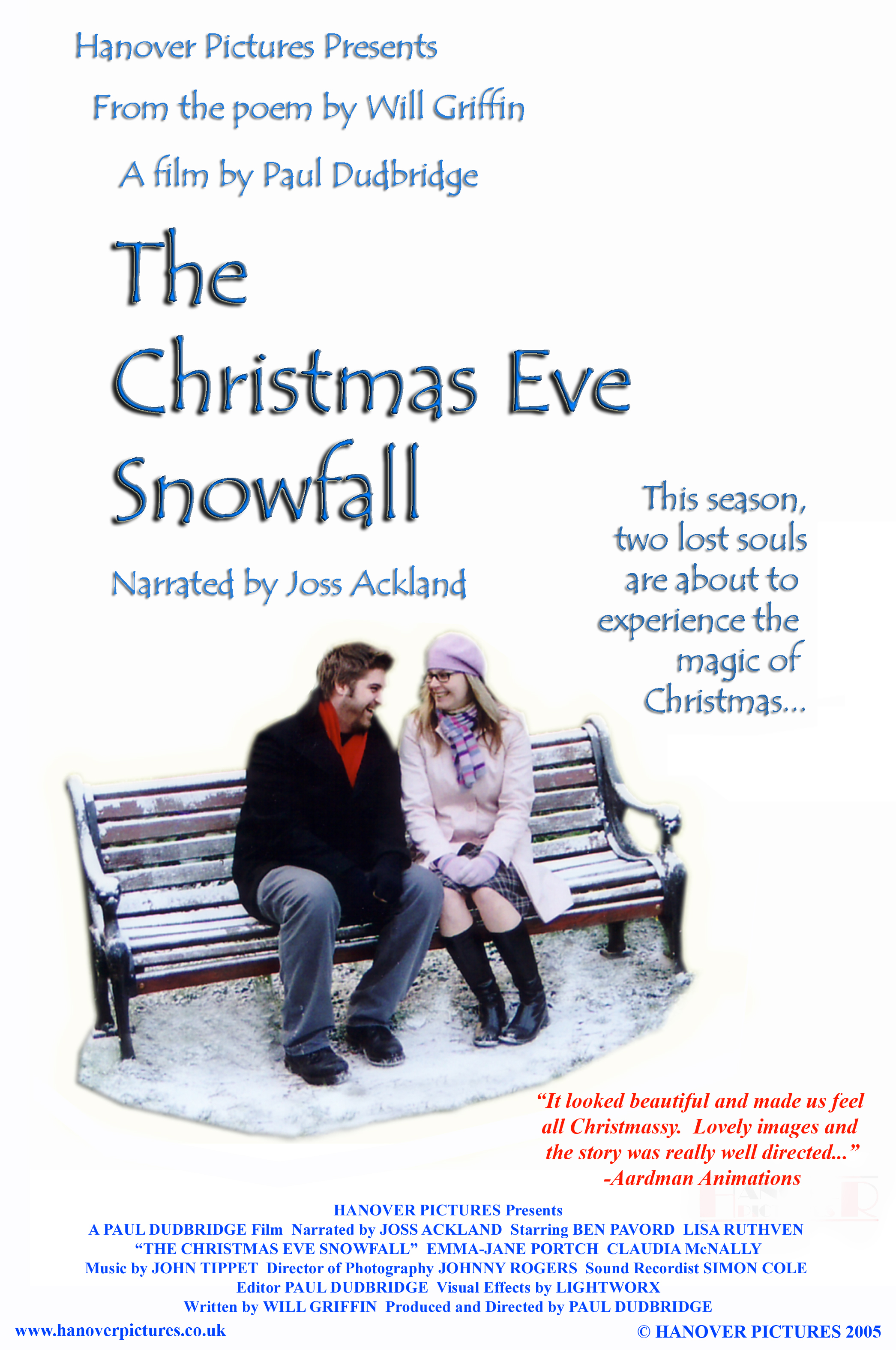 The Christmas Eve Snowfall (2005) - IMDb