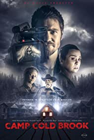 Danielle Harris, Chad Michael Murray, Doug Van Liew, Candice De Visser, and Mary Kathryn Bryant in Camp Cold Brook (2018)