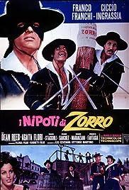 The Nephews of Zorro Poster