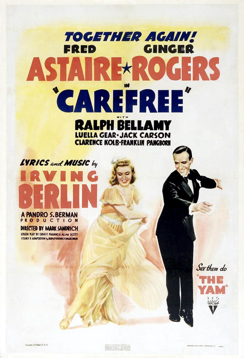 Carefree 1938 Imdb