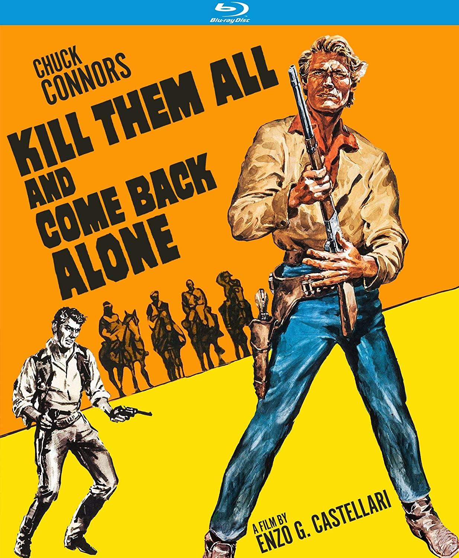 Ammazzali tutti e torna solo (1968)