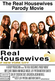 The Real Housewives Parody Movie Poster