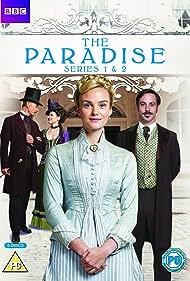 Elaine Cassidy, Ben Daniels, Emun Elliott, and Joanna Vanderham in The Paradise (2012)