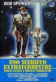 Primary photo for Uno sceriffo extraterrestre... poco extra e molto terrestre