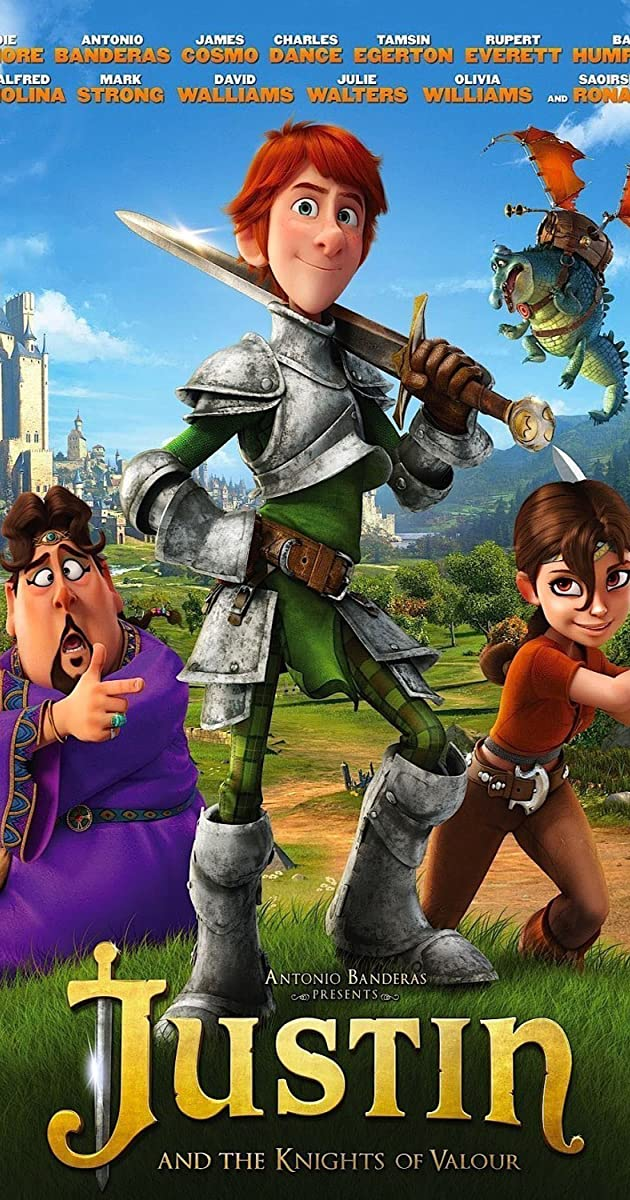 Justin and the Knights of Valour (2013) - IMDb