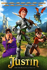 Justin and the Knights of Valour (2013) 720p