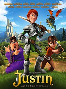 Downloads psp movie Justin and the Knights of Valour [hdv]