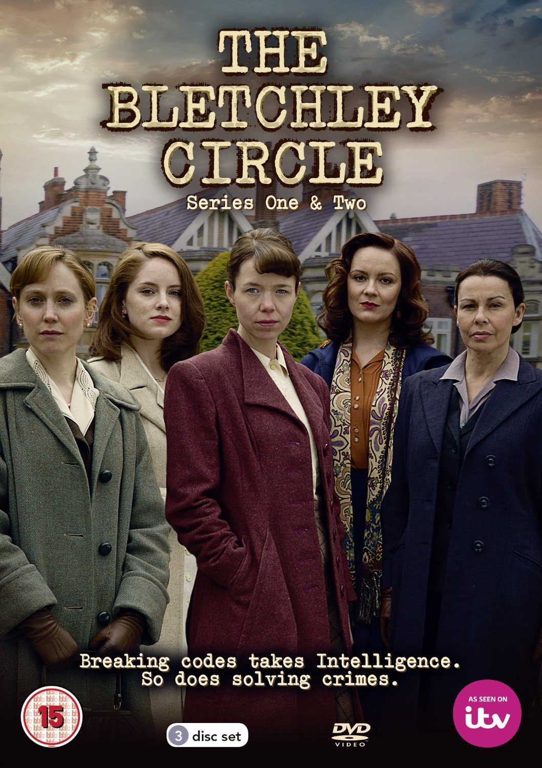 The Bletchley Circle (TV Series 2012–2014) - IMDb