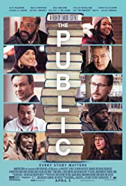 Watch Movie The Public (2018)