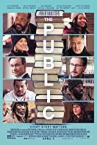 The Public (2018) Poster