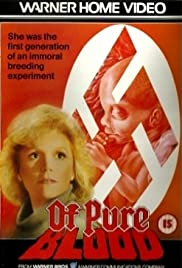 Of Pure Blood(1986) Poster - Movie Forum, Cast, Reviews