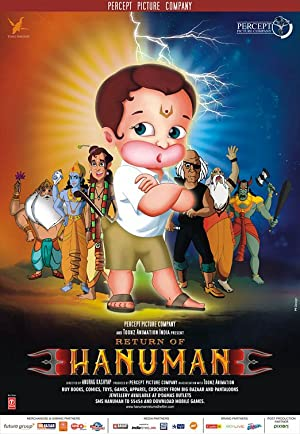 Where to stream Return of Hanuman