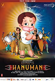 Return of Hanuman Poster