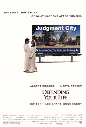 Defending Your Life Poster Image