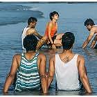 Abishek Joseph George, Ashwinjith, Sharukh Ahmed, Sowmith Yadav, and Maya S. Krishnan in My Son Is Gay (2019)