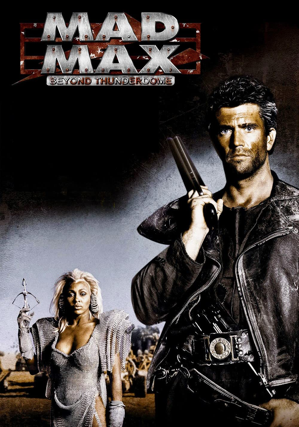 Mad Max Beyond Thunderdome (1985) Hindi Dubbed