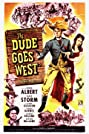 The Dude Goes West (1948) Poster