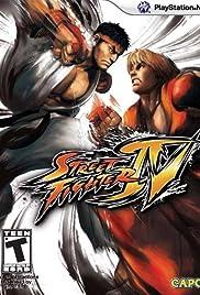 Street Fighter IV Poster