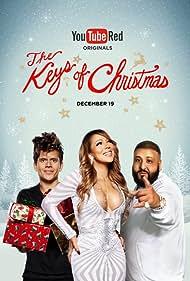 Mariah Carey, DJ Khaled, and Rudy Mancuso in The Keys of Christmas (2016)