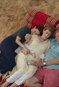 Philip Jackson, Phyllis Logan, and Leanne Best in The Good Karma Hospital (2000)