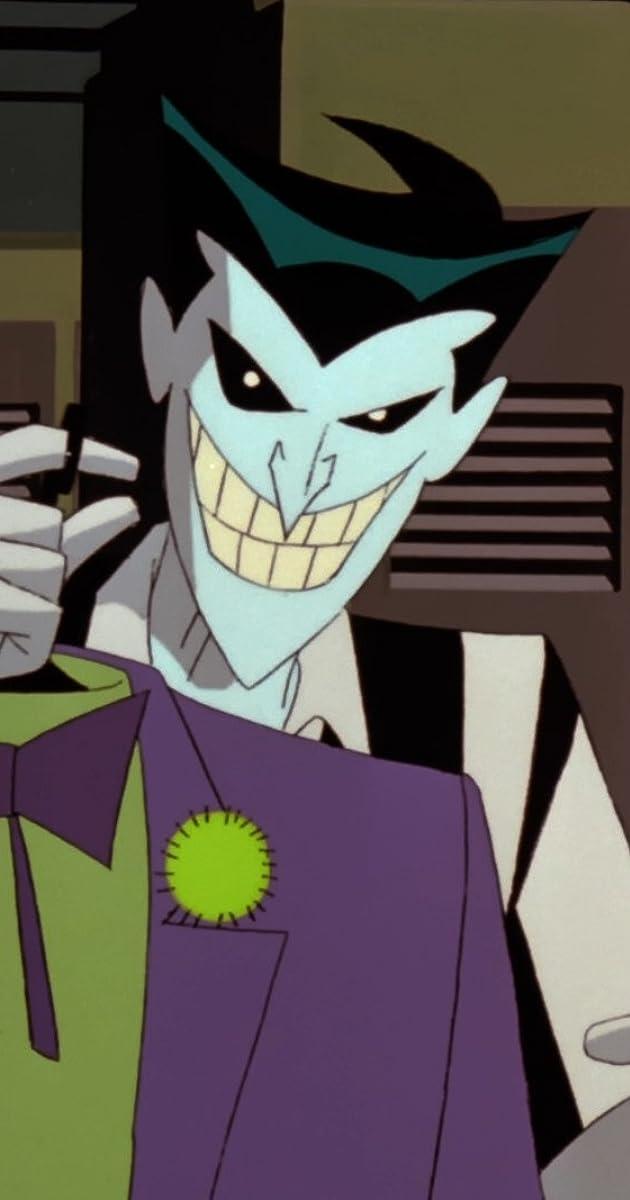 The New Batman Adventures Stream