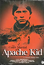 Court Martial of Apache Kid Poster