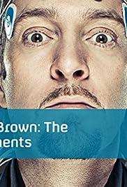 Derren Brown: The Experiments Poster