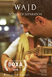 Wajd - Songs of Separation Poster