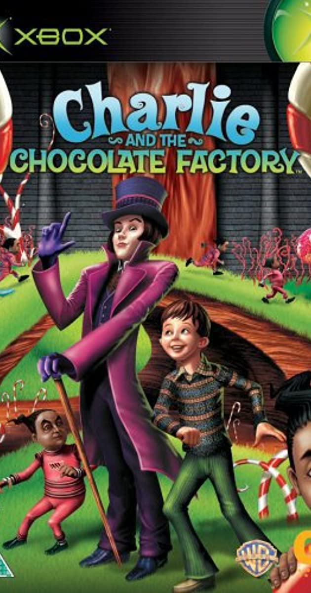 willy wonka and the chocolate factory full movie new version