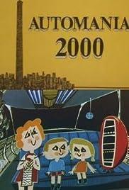 Automania 2000(1964) Poster - Movie Forum, Cast, Reviews
