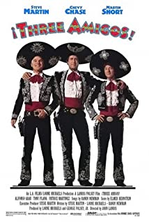 Three Amigos! (1986)