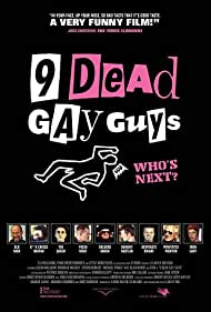 9 Dead Gay Guys (2003) Poster - Movie Forum, Cast, Reviews