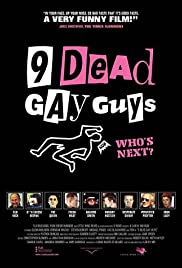 9 Dead Gay Guys Poster