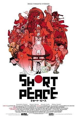 Where to stream Short Peace